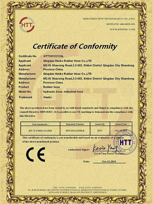 Certificate-of-Conformity